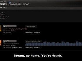 Steam Fail | www.funnyjunk.com