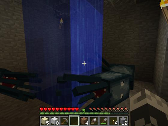 "Minecraft Tintenfisch ""Farm"""