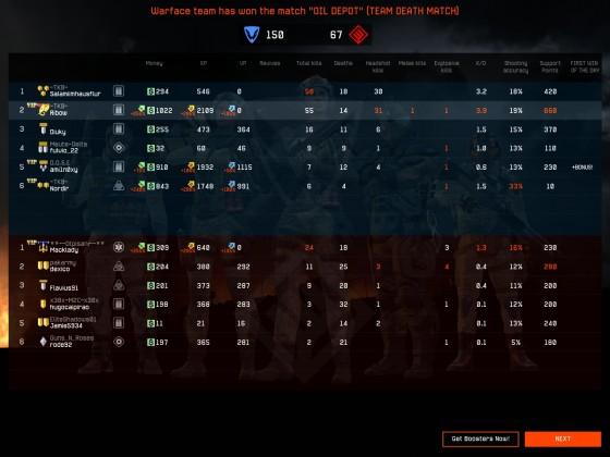 Wenn 3 Leute einfach mal 119 von 150 Kills in TDM erzielen #2
