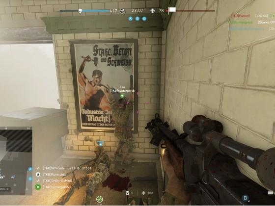 Hunter mag Poster!